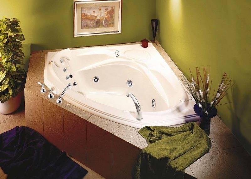 Какую ванну лучше выбрать: полезные советы по выбору ванн для квартиры