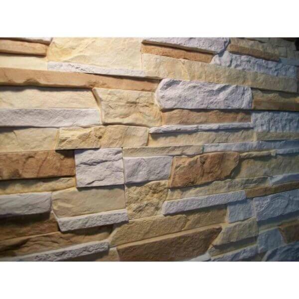 Как покрасить декоративный камень из гипса своими руками: можно ли это делать, чем лучше работать, если он на стене или еще не приклеен, каковы плюсы и минусы?