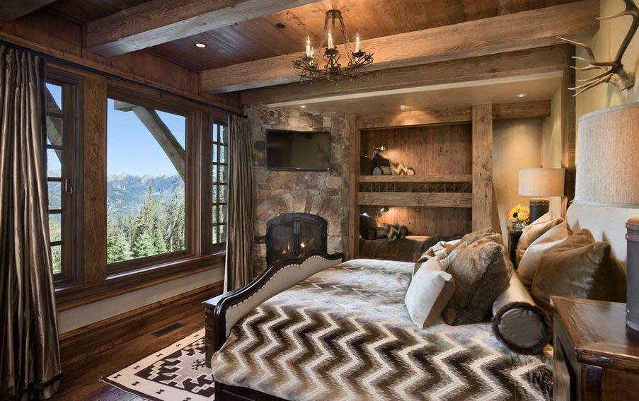 Выбираем по фото дизайн спальни: планировка и декорирование