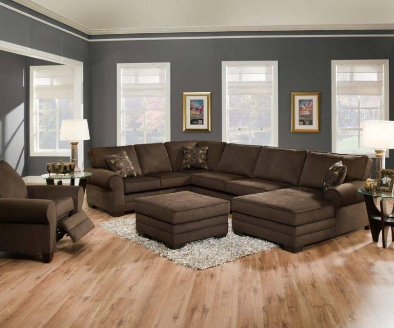 Черный диван в гостиной: экстремальный вариант? (40 идей дизайна) | дизайн и интерьер