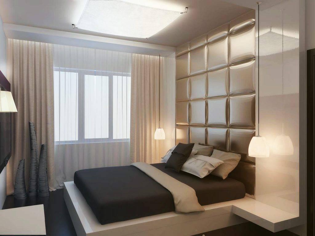 Спальня 11 м²: дизайн, выбор отделки, освещения, мебели, советы опытных дизайнеров - 26 фото