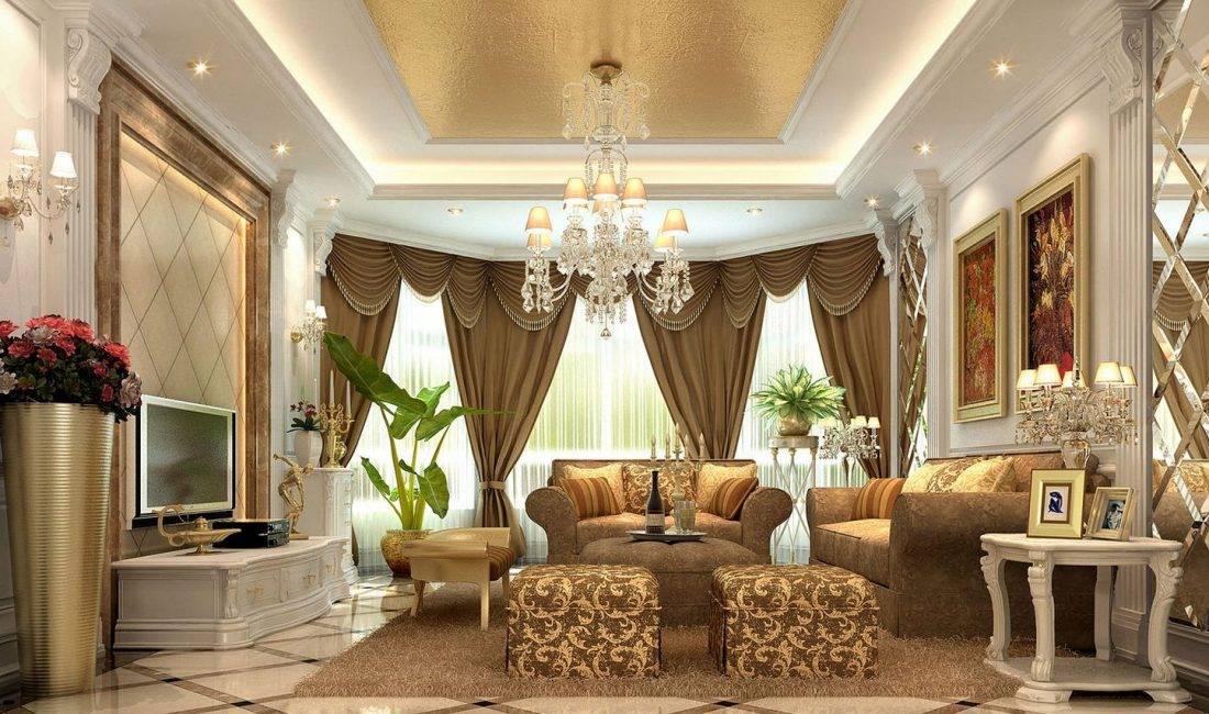 Дизайн и планировка интерьера квартиры площадью 50 кв. м.