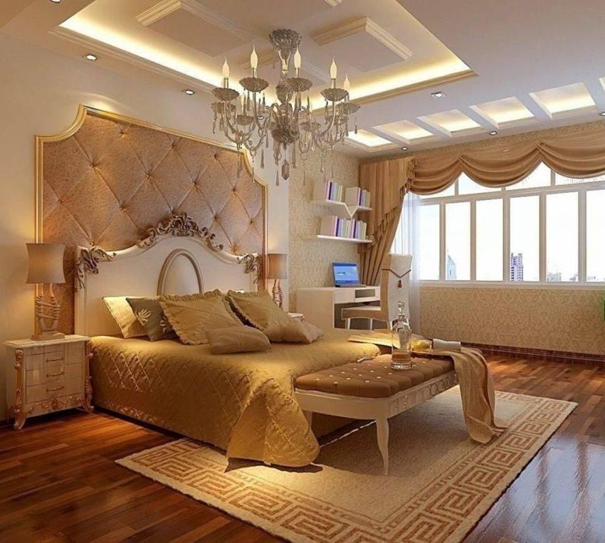 Дизайн спальни в частном доме: фото нестандартных идей оформления, новинки интерьера в классическом и современном стиле