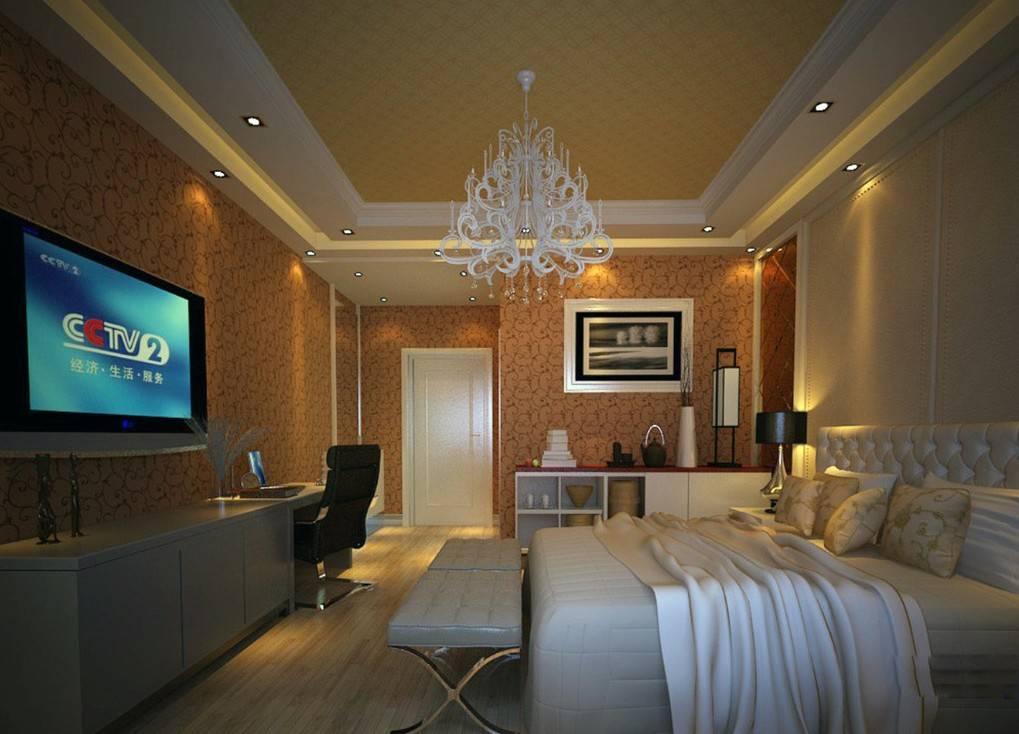 Освещение в гостиной с натяжным потолком (150+ фото)