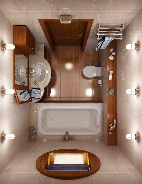 Правила планировки ванной — что говорят дизайнеры (+30 фото)