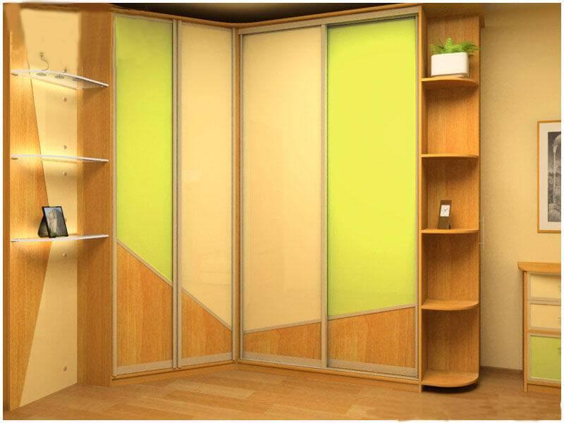 Шкаф-купе в гостиную: правила выбора + советы по внутреннему наполнению шкафа (во всю стену или с нишей под телевизор)