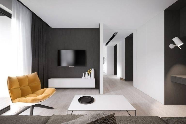 Мебель минимализм, как создать современный интерьер, идеи и правила