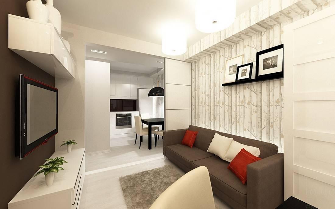Дизайн квартиры-студии - 80 фото, красивые интерьеры, идеи ремонта