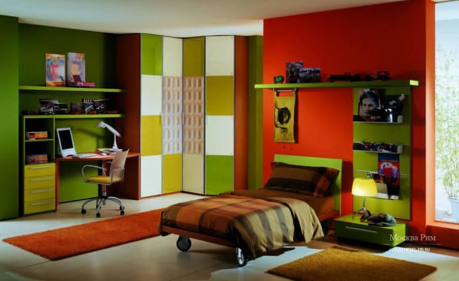 Мебель для подростка - современная подростковая мебель и особенности ее применения (75 фото)