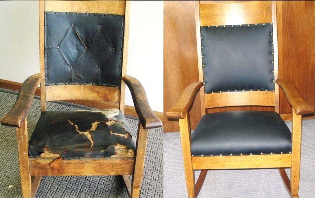 Как перетянуть стул своими руками пошагово, подробное руководство