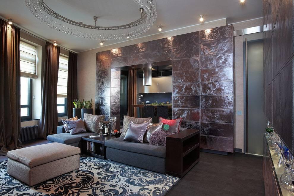 Ремонт гостиной в квартире: 165 фото лучших дизайн проектов в 2021 году!