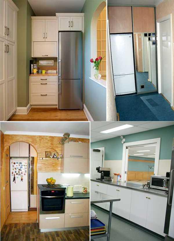 Как в комнате спрятать холодильник – 7 вариантов, о которых вы не догадывались — roomble.com