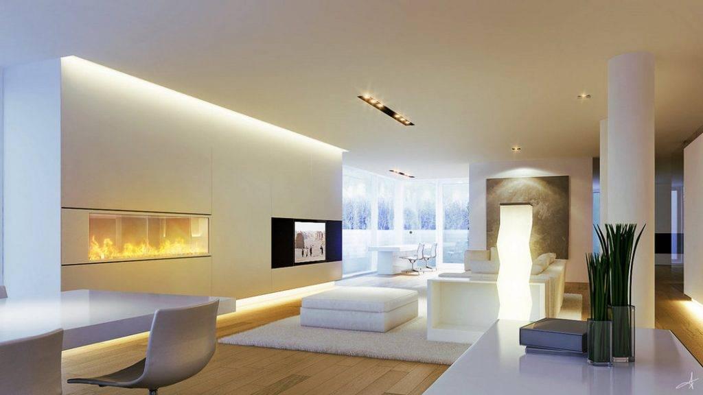 Светодиодная подсветка гипсокартонных потолков своими руками
