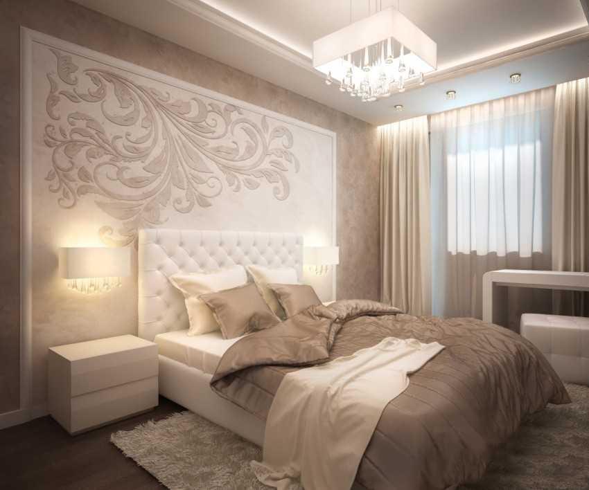 Дизайн спальни 15 кв. м. - секреты удачного интерьера на фото современных идей оформления