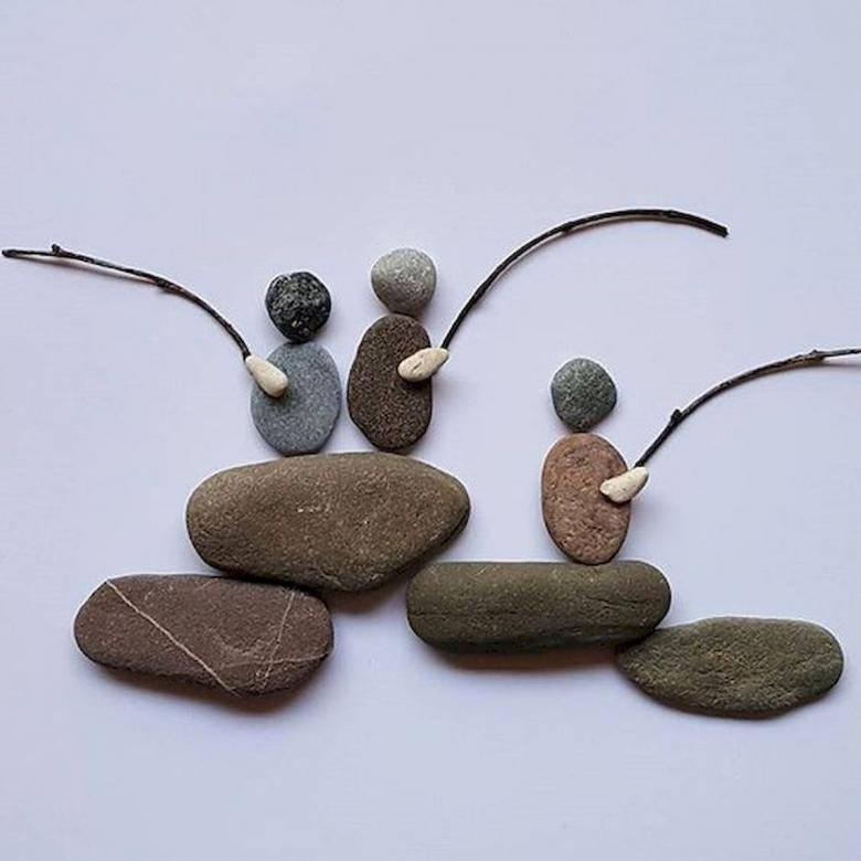 Клумба из камней своими руками - как выложить своими руками красивый элемент ландшафтного дизайна