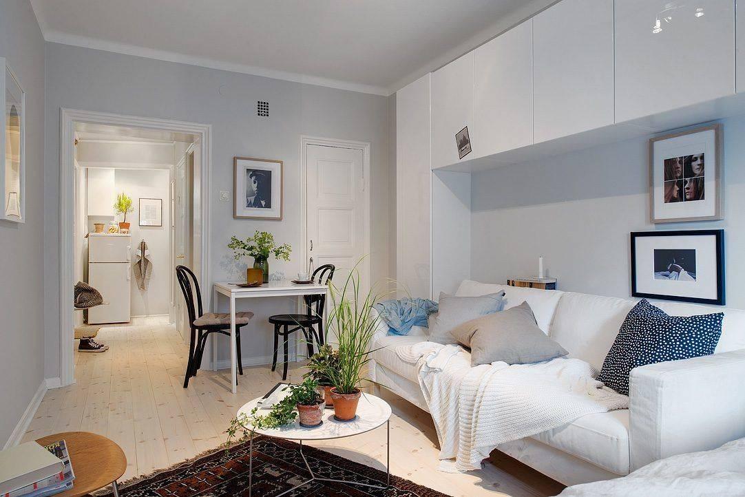 Дизайн квартиры-студии: фото и советы по оформлению (64 фото)