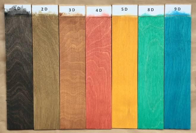Морилка для дерева: виды, оттенки, популярные марки и инструкция по нанесению