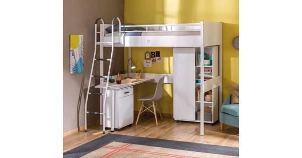 Детская кровать-чердак: 155 фото примеров применения в дизайне интерьера