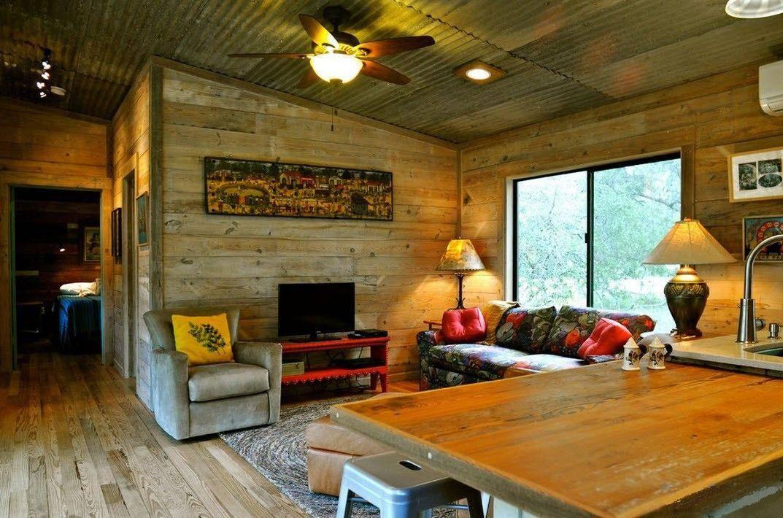 Отделка внутри деревянного дома: стили, материалы +100 фото