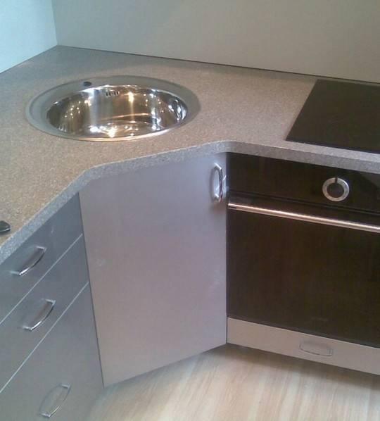 Угловой гарнитур для кухни - топ-100 фото с вариантами установки углового гарнитура для кухни. разновидности размещения мебели