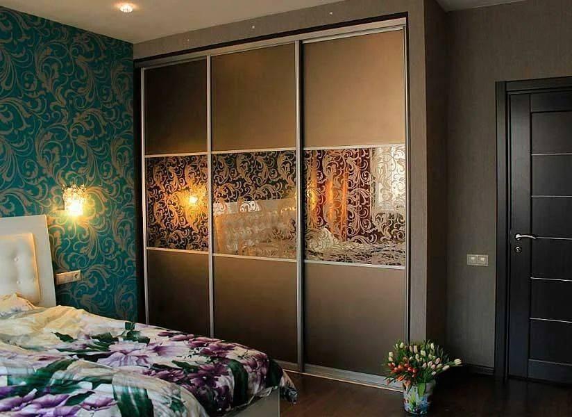 Встраиваемый шкаф в спальню: 135 фото новых моделей с интересным дизайном и примерами размещения в спальной комнате