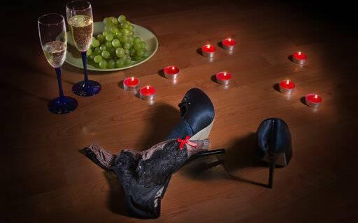 100 лучших идей: романтический вечер (ужин) в домашних условиях