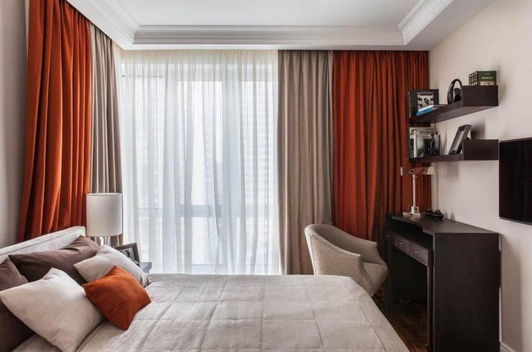 Оформляем небольшую комнату: идеи и дизайн спальни 15 кв. м.