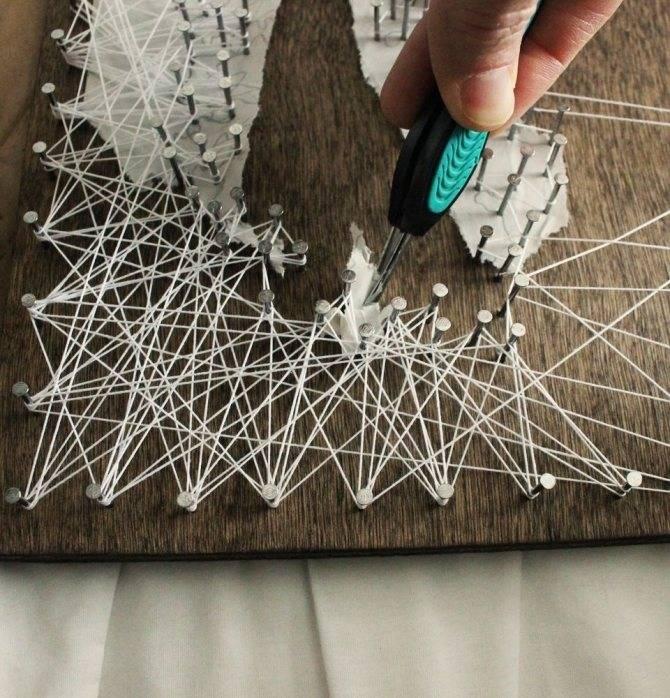 Стринг арт своими руками мастер классы с видео