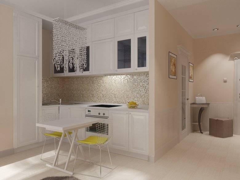 Как правильно совместить кухню с прихожей – советы по оформлению, зонированию и дизайну