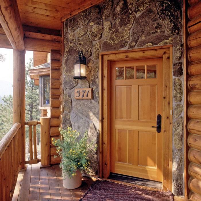 Двери в интерьере: виды конструкций и их сочетание с обстановкой - 80 фото