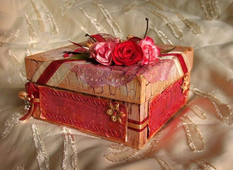 Декор шкатулки — пошаговая инструкция как украсить просто и красиво шкатулку своими руками (85 фото-идей)