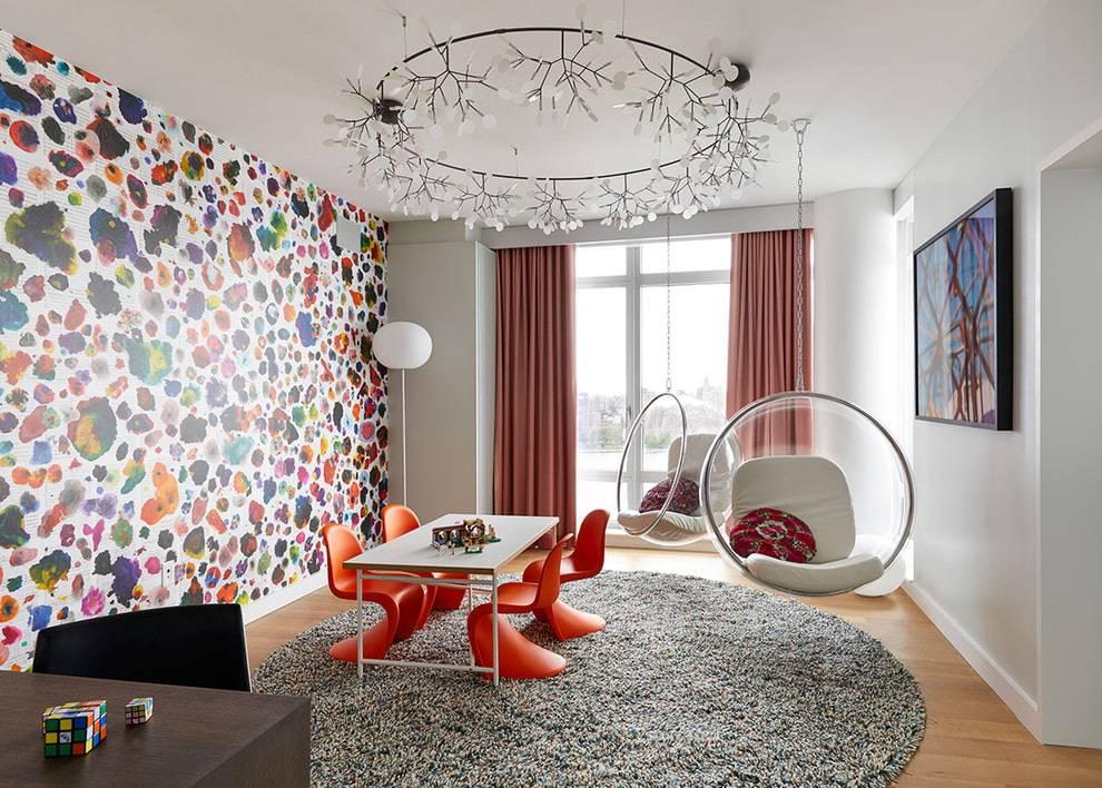 Обои в зал (247 фото): какие выбрать современные настенные покрытия, идеи дизайна новинок 2020, каталог с примерами отделки в в гостиную