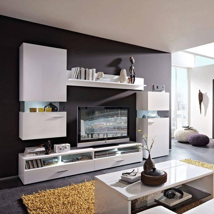 Белый интерьер гостиной: топ-100 фото красивых проектов с интересным дизайном