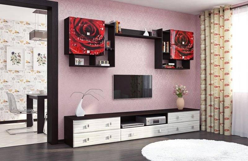 Комоды в гостиную. как выбрать и красиво украсить? советы специалиста. примеры + идеи использования мебели в интерьере
