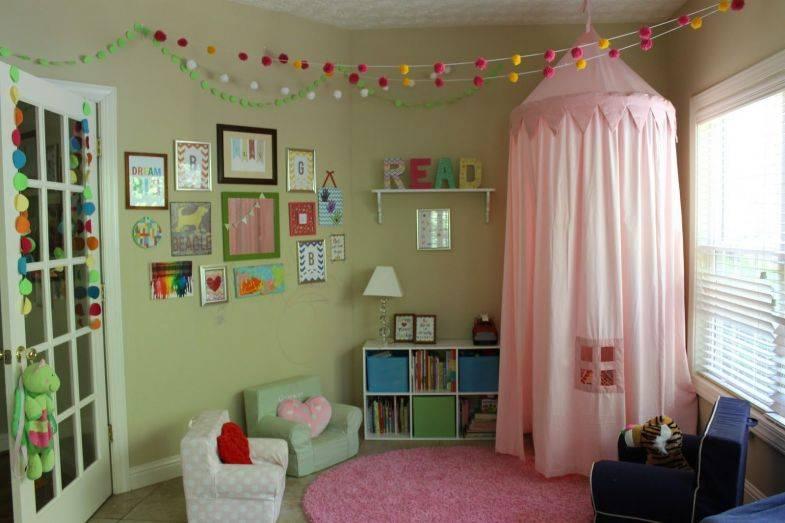 Как украсить комнату на день рождения - фото примеры украшения своими руками