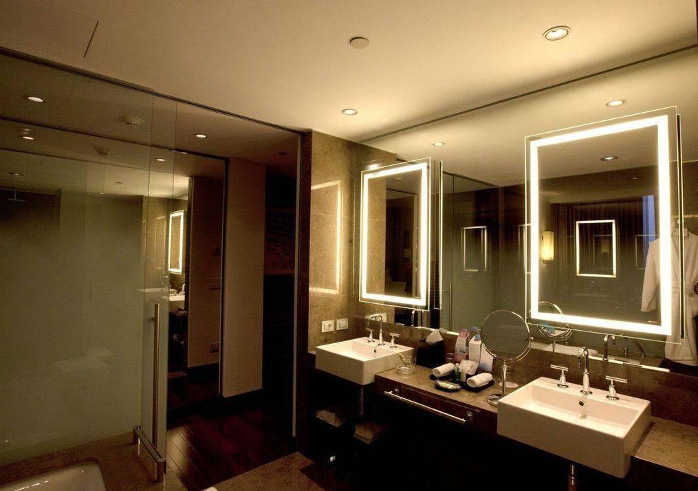 Правильный свет в ванной комнате: секреты обустройства освещения