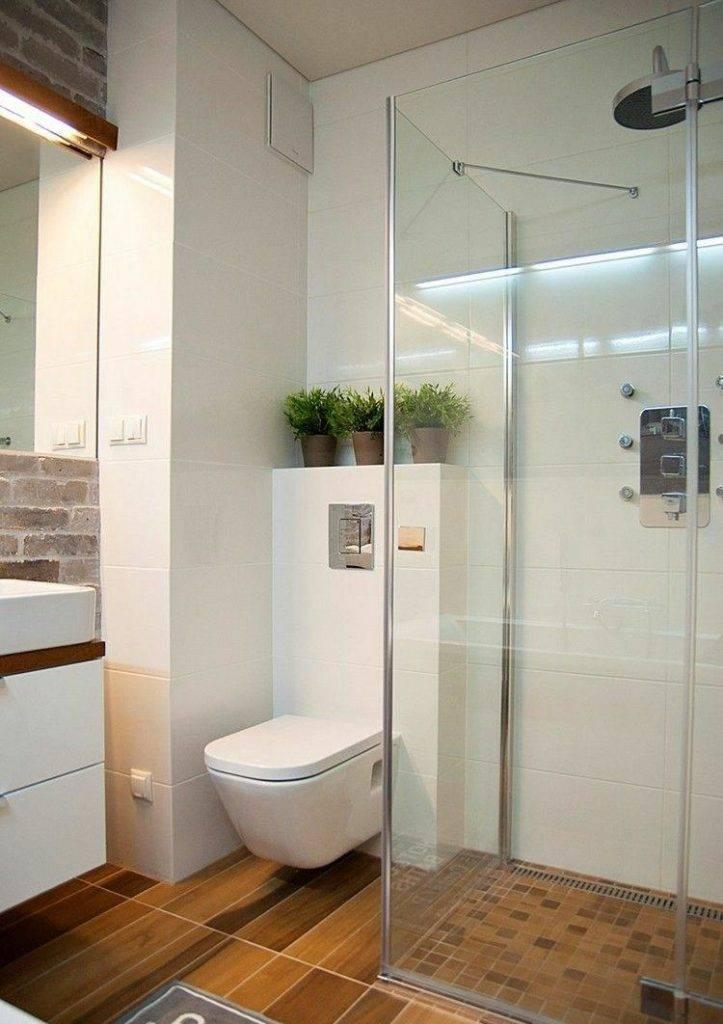 Душевая без кабины и поддона: 75 фото - «интерьер ванной» » все о сауне