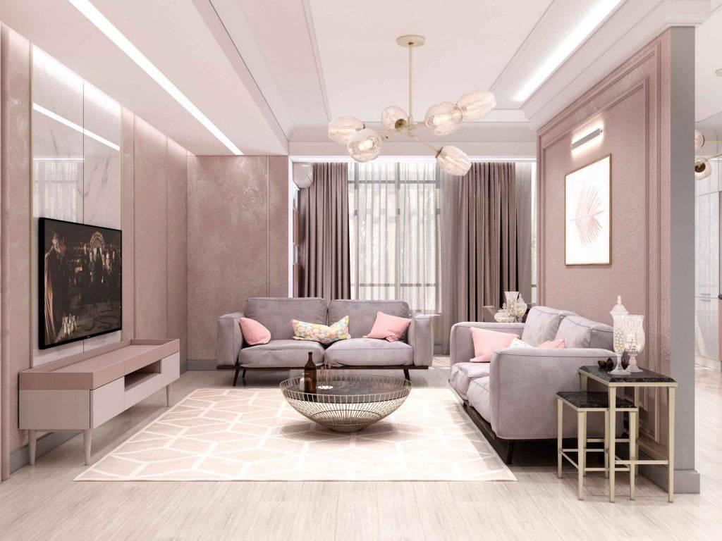 Обои для гостиной: 100 фото лучших примеров в дизайне интерьера
