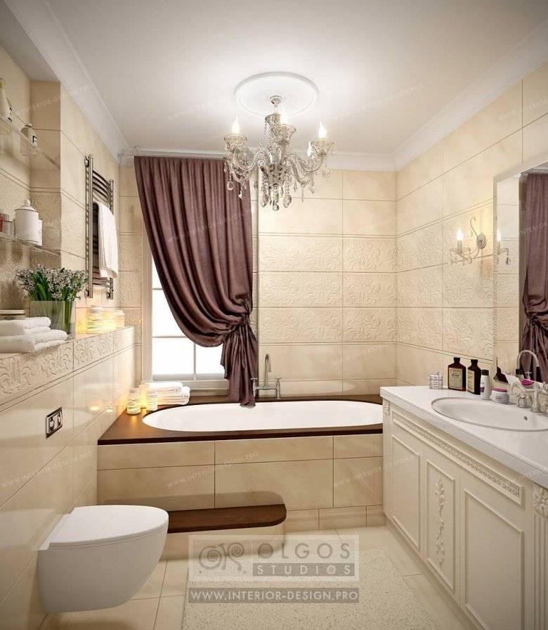 Коричневая ванная комната (90 + реальных фото)