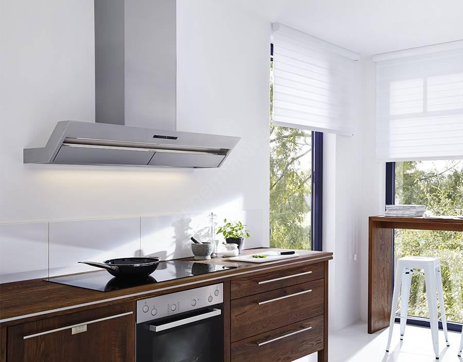 Вытяжки в интерьере кухни +75 фото примеров - «интерьер кухни» » все о сауне