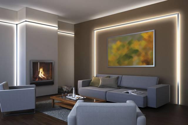 4 вида освещения фасадов зданий и частного дома - нормы, ошибки и правила выбора светильников.