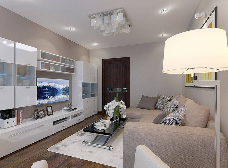 Спальня 17 кв. м: 120 фото идей дизайна, варианты планировок в современном стиле