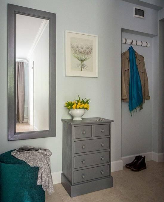Критерии выбора мебели в прихожую, советы по ее расстановке