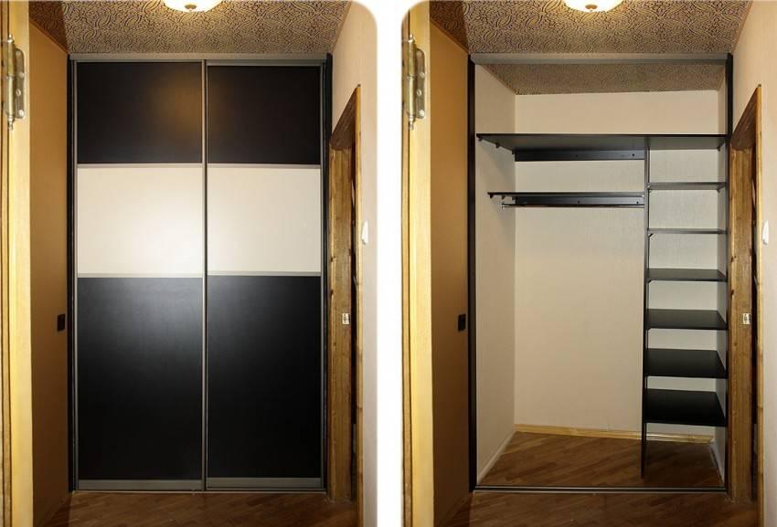 Шкаф в прихожую своими руками. 800 фото, чертежи, пошаговые инструкции