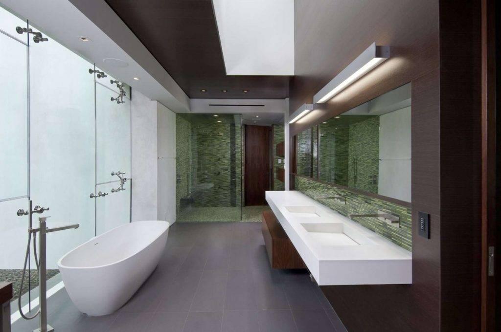 Дизайн ванной в частном доме — идеи для шикарного оформления дизайна ванных комнат (фото и видео). ванная в частном доме — лучшие идеи размещения и оформления ванной комнаты (80 фото)
