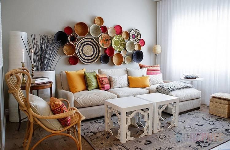 75 идей декора предметов интерьера своими руками с фото