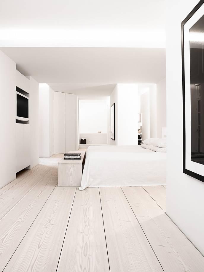 Цвет пола в спальне — 140 фото готовых идей по выбору и сочетанию цвета пола в интерьере спальни