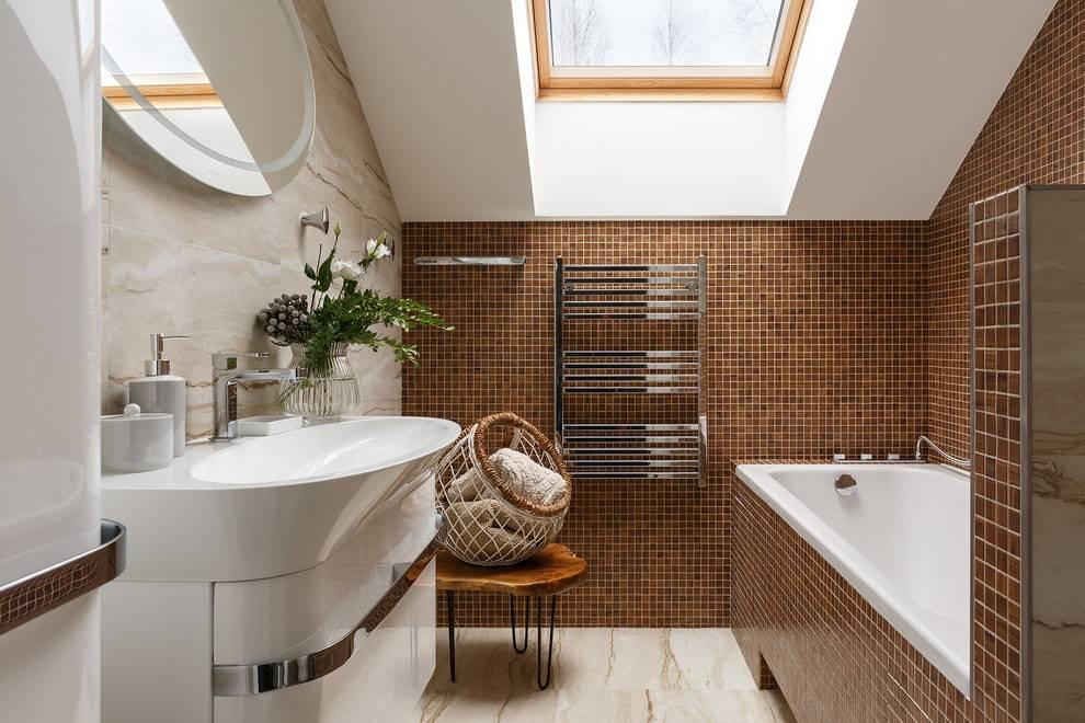 Мозаика в декоре интерьера — идеи, советы, варианты использования (45 фото)