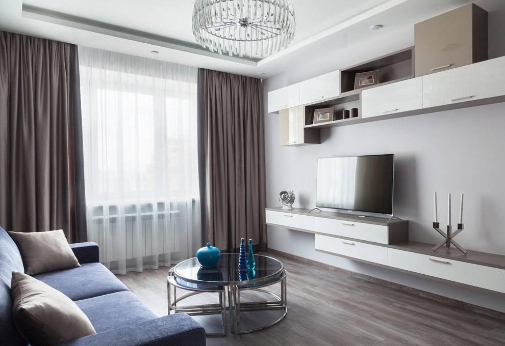 Гостиная 19 кв. м: фото лучших дизайн-проектов и планировок