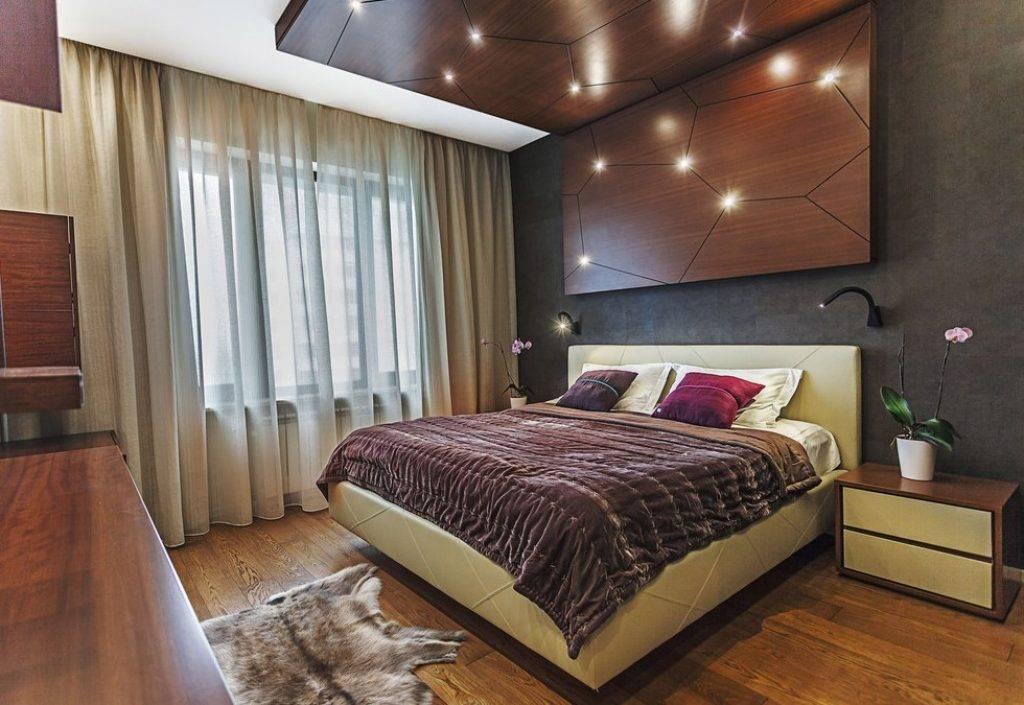 Дизайн спальни (70 фото) | идеи для тех кто любит - комфорт !!!